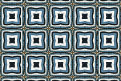 Картина от связанной текстуры Стоковая Фотография