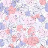 Картина от цветков Стоковые Изображения