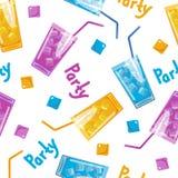 Картина партии Стоковые Фотографии RF