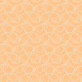Картина персика Стоковые Изображения