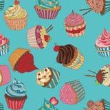 Картина пирожного Стоковые Фото