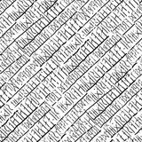 картина письма runic Стоковое Фото