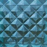 Картина полигона на предпосылке и текстуре стены стоковая фотография rf