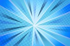 Картина полутонового изображения и голубые нашивки стоковая фотография