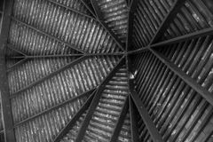 Картина потолка Стоковое фото RF