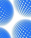 Картина полутонового изображения Стоковые Фото