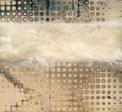 картина предпосылки абстрактного искусства иллюстрация вектора