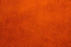 Картина предпосылки безшовной кожаной текстуры краснокоричневая Стоковое Фото