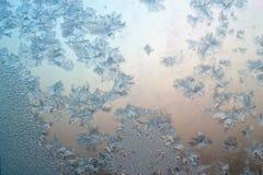 картина предпосылки морозная Стоковая Фотография RF