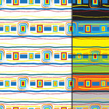 картина предпосылки цветастая Стоковое фото RF