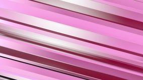 Картина призм прокладок красного цвета абстрактная предпосылка 3d закрепляя легкую редактируя иллюстрацию архива включило перевод сток-видео