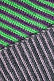 Картина пряжи шерстей Стоковое фото RF