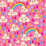 Картина радуг Стоковая Фотография RF