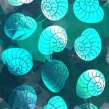 Картина раковины Стоковые Фото