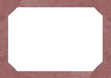 Картина рамки ткани Стоковые Фотографии RF