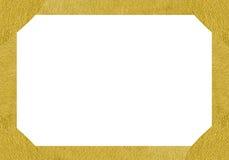 Картина рамки ткани Стоковое Изображение