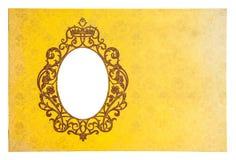 Картина рамки фото Vimtage Стоковая Фотография