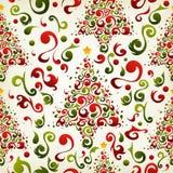 Картина рождественской елки Стоковые Изображения