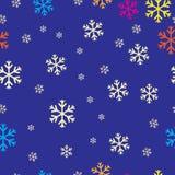 картина рождества безшовная Стоковые Изображения RF