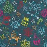 Картина рождества Стоковая Фотография
