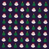 Картина рождества Стоковое фото RF