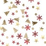 Картина рождества Стоковые Изображения