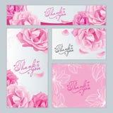 Картина роз цветков Стоковое Изображение RF