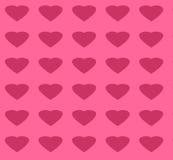 картина сердец Стоковые Изображения RF