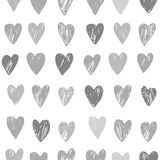 Картина сердца вектора Стоковые Изображения RF