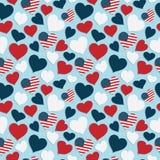 Картина сердца США бесплатная иллюстрация
