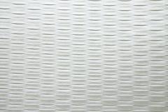 Картина сети белой текстуры ткани цвета дыма искусственной клетчатая Стоковое Изображение