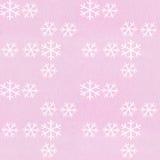 Картина снежинки стоковая фотография rf