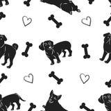 Картина собаки бесплатная иллюстрация