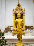Картина соборов святилища буддизма монастырей буддийского виска тайская тайская стоковое фото