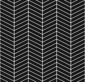 Картина современного шеврона безшовная Стоковая Фотография RF