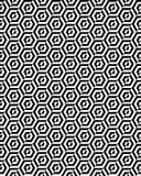 картина сота безшовная Стоковая Фотография RF