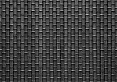 Картина сплетенная предпосылкой бамбуковая Высококачественная текстура сватать Стоковые Фотографии RF