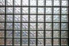 Картина стены стеклянного блока Стоковые Изображения RF