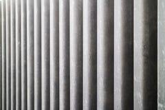 Картина стены с круглыми бетонами Стоковое Изображение RF