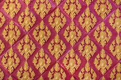 Картина стены тайская Стоковые Фото