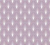 Картина стиля стиля Арт Деко вектора безшовная абстрактный орнамент предпосылки Стоковое Фото