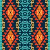 Картина стиля навахо этническая иллюстрация штока