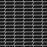 Картина стилизованных плиток безшовная Стоковые Фото