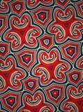Картина стиля калейдоскопа Бесплатная Иллюстрация