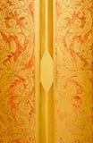 Картина стиля цветка тайская Стоковые Изображения
