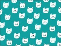 Картина стороны кота Стоковое Фото