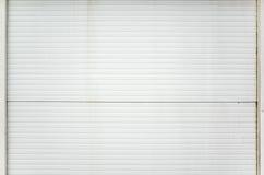 Картина строба белого металла, текстура предпосылки Стоковое Изображение RF