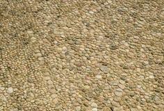 Картина сделанная различных камней Стоковые Фотографии RF