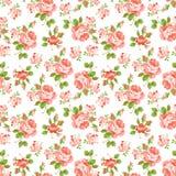 Картина с желтыми и розовыми розами Стоковые Изображения RF
