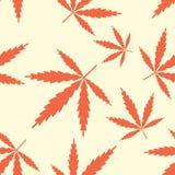 Картина с марихуаной Стоковая Фотография RF